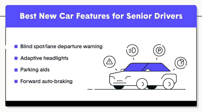 best new car features for seniors